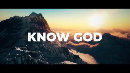 Know God (HS)