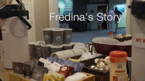 Fredina