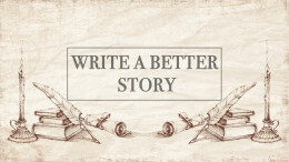 Write A Better Story