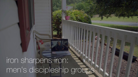 Iron Sharpens Iron: Men