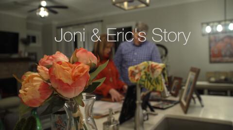 Joni and Eric