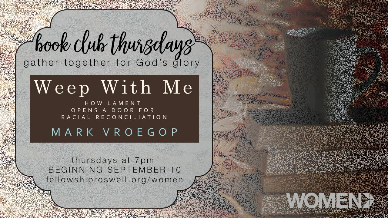 Book Club Thursdays