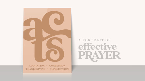 A Portrait Of Effective Prayer