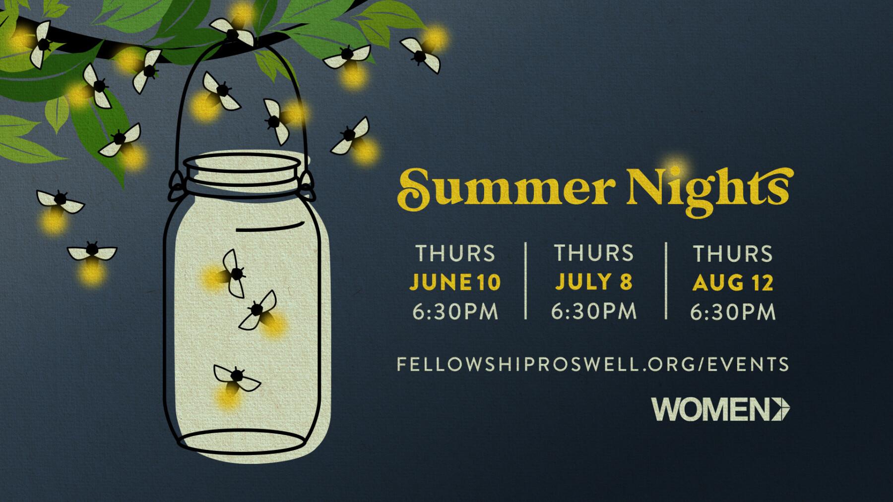 Women's Summer Nights