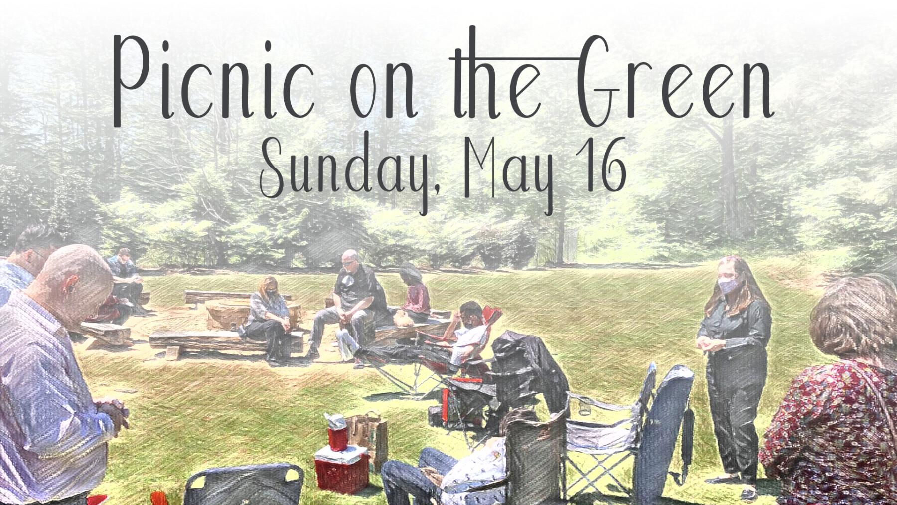 Fellowship Family Picnic on the Green