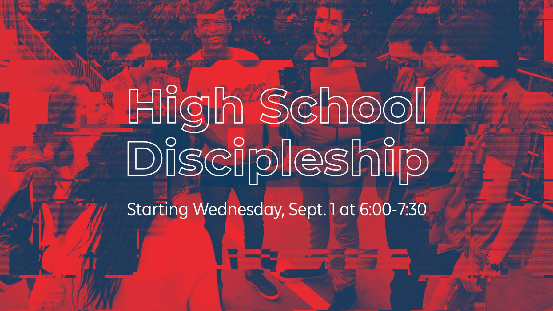 High School Discipleship